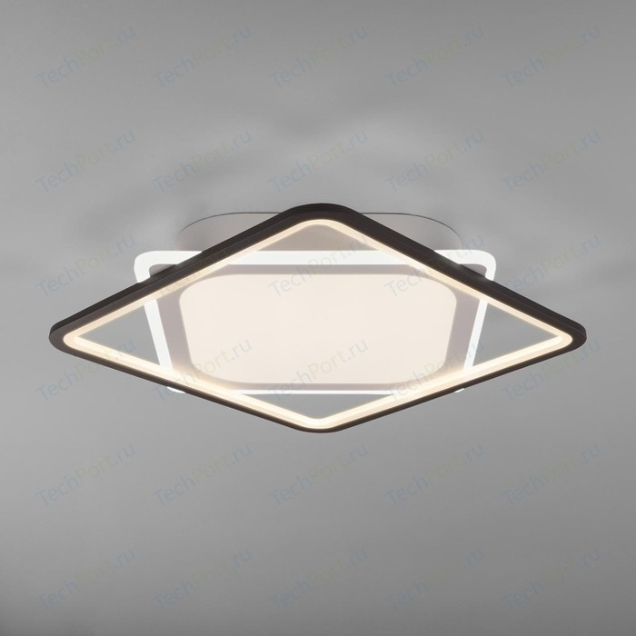 Потолочный светодиодный светильник Eurosvet Shift 90157/1 белый