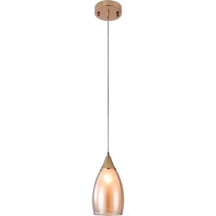 Подвесной светильник Eurosvet Cosmic 50085/1 золото