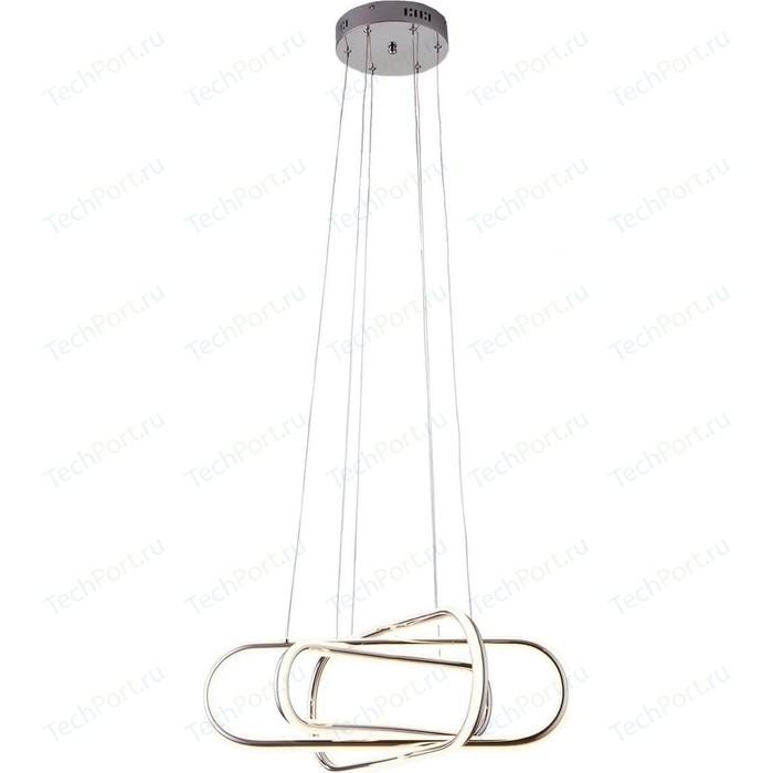 Подвесной светодиодный светильник Eurosvet Sorge 90172/6 хром