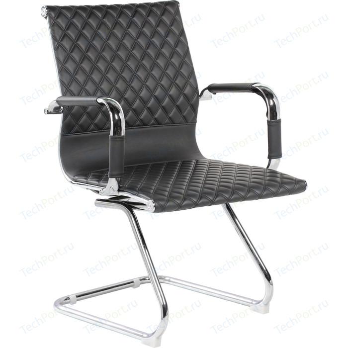 Кресло Riva Chair RCH 6016-3 черный (Q-01) кресло riva chair rch 6016 3 светлый беж q 071