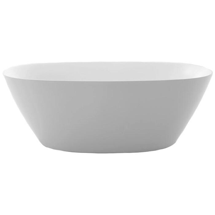 Акриловая ванна BelBagno 170x81 слив-перелив хром (BB81-1700)