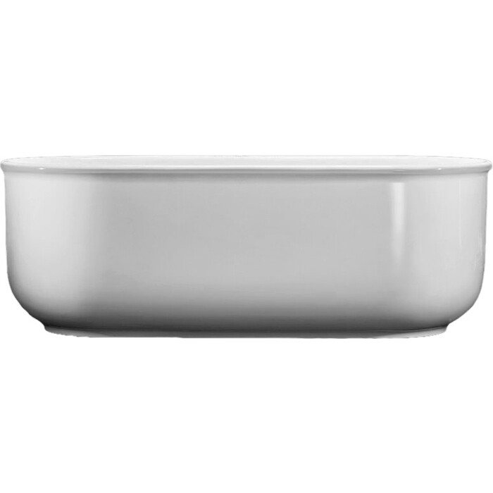Акриловая ванна BelBagno 150x80 слив-перелив хром (BB401-1500-800)