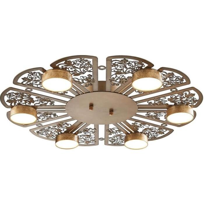 Потолочная светодиодная люстра Favourite 2604-6C