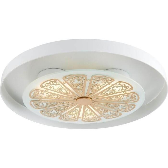 Потолочный светодиодный светильник Favourite 2602-3C спот favourite industria 1899 3c