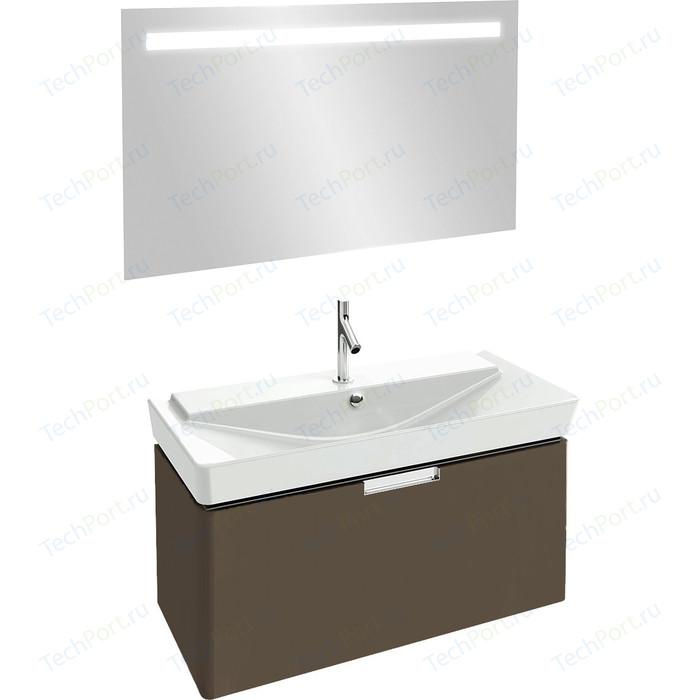 Мебель для ванной Jacob Delafon Reve 100 светло-коричневый