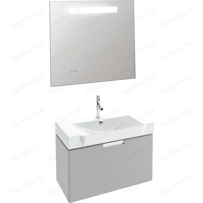 Мебель для ванной Jacob Delafon Reve 80 белый блестящий, 1 ящик