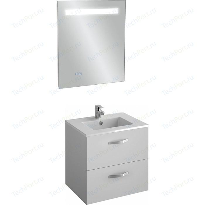 Мебель для ванной Jacob Delafon Ola 60 белый блестящий