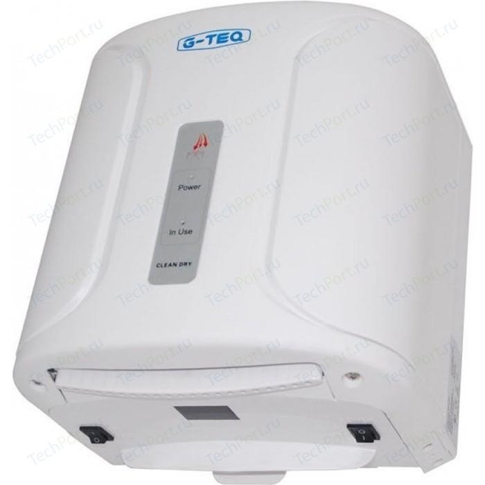 Сушилка для рук G-TEQ 8801 PW, 1,00 кВт, пластик белый