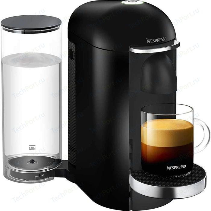 Капсульная кофемашина Nespresso Vertuo GCB2 Ink Black