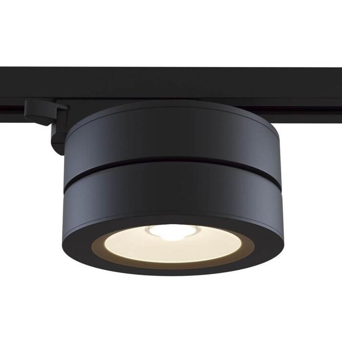 Трековый светодиодный светильник Maytoni TR006-1-12W3K-B