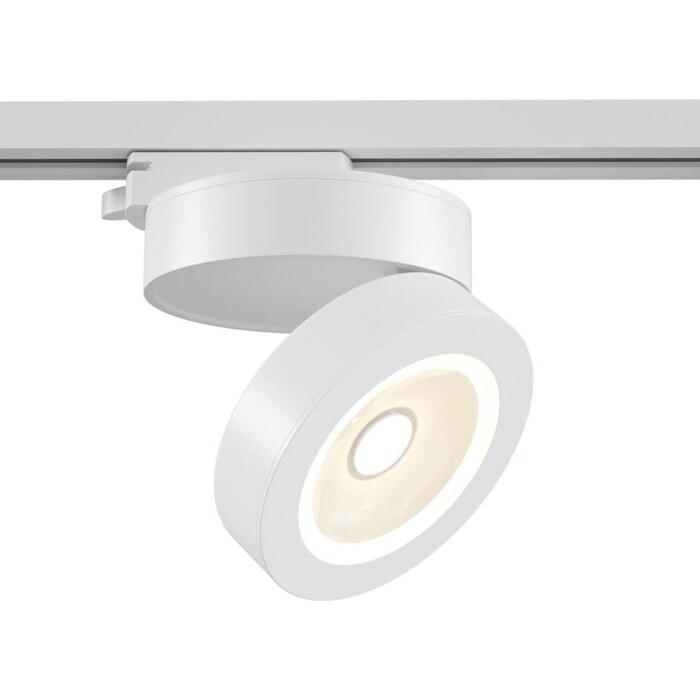 Трековый светодиодный светильник Maytoni TR006-1-12W3K-W