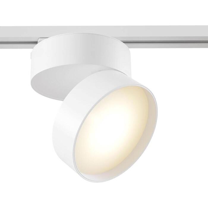 Трековый светодиодный светильник Maytoni TR007-1-18W3K-W