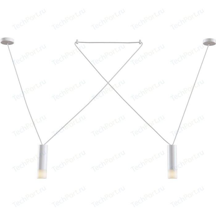 Фото - Подвесной светильник Maytoni MOD035PL-02W подвесная люстра maytoni mod035pl 12b