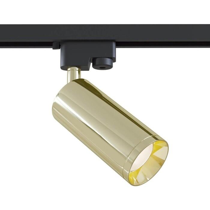 Трековый светильник Maytoni TR004-1-GU10-G