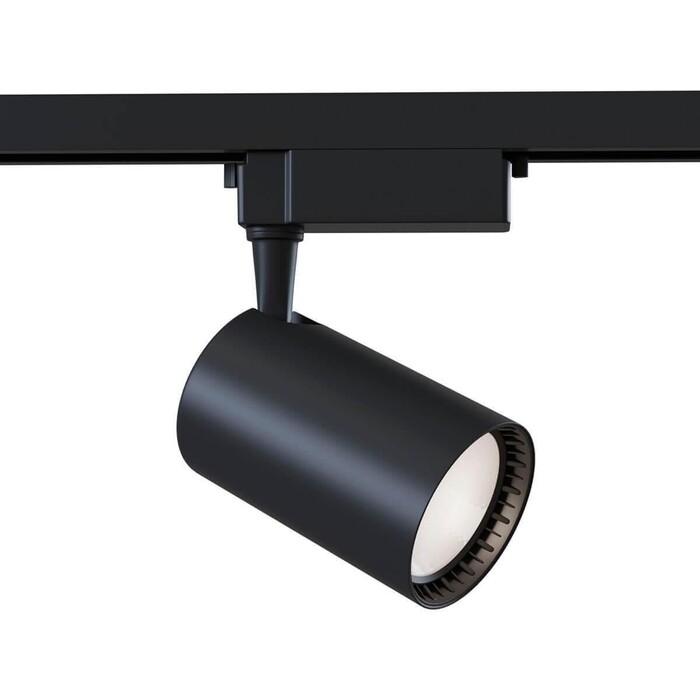 Трековый светодиодный светильник Maytoni TR003-1-30W3K-B
