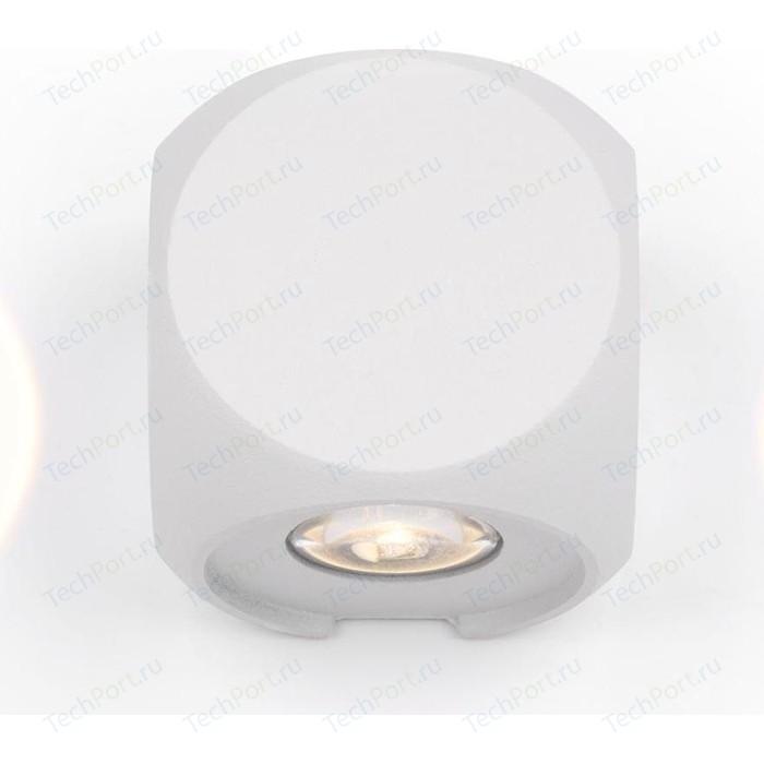 Уличный настенный светодиодный светильник Maytoni O014WL-L4W
