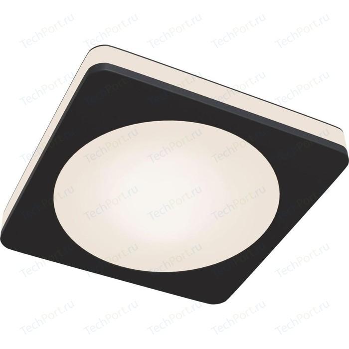 Встраиваемый светильник Maytoni DL2001-L12B4K