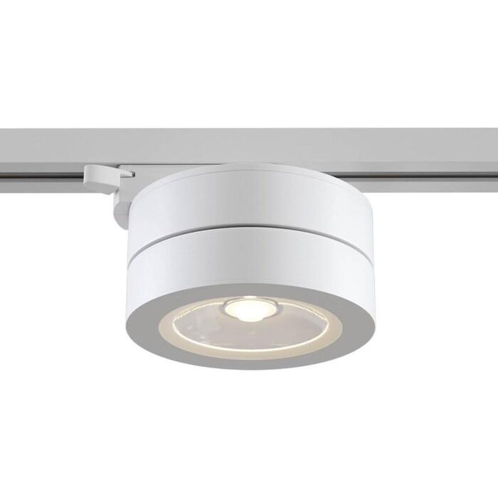 Трековый светодиодный светильник Maytoni TR006-1-12W3K-W4K