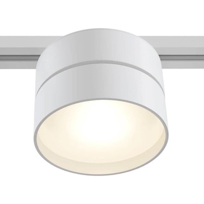 Трековый светодиодный светильник Maytoni TR007-1-18W3K-W4K