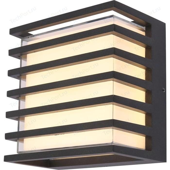 Уличный настенный светодиодный светильник Maytoni O020WL-L10B4K
