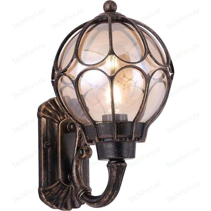 Уличный настенный светильник Maytoni O024WL-01G