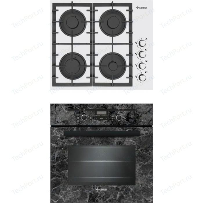 Встраиваемый комплект GEFEST СВН 2230 К12 + ДА 622-02 К53