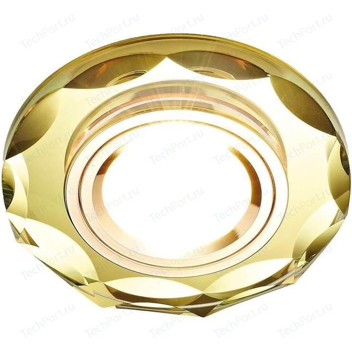 Встраиваемый светильник Ambrella light 800 Gold