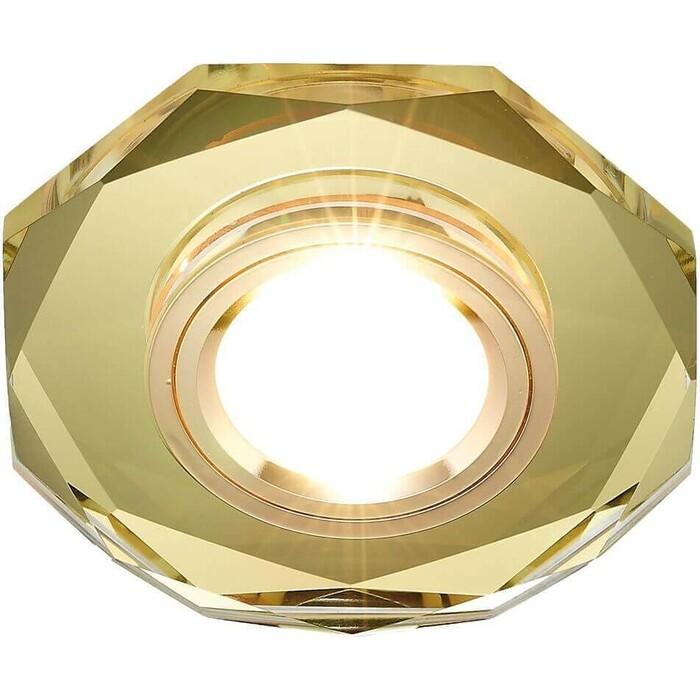 Встраиваемый светильник Ambrella light 8020 Gold