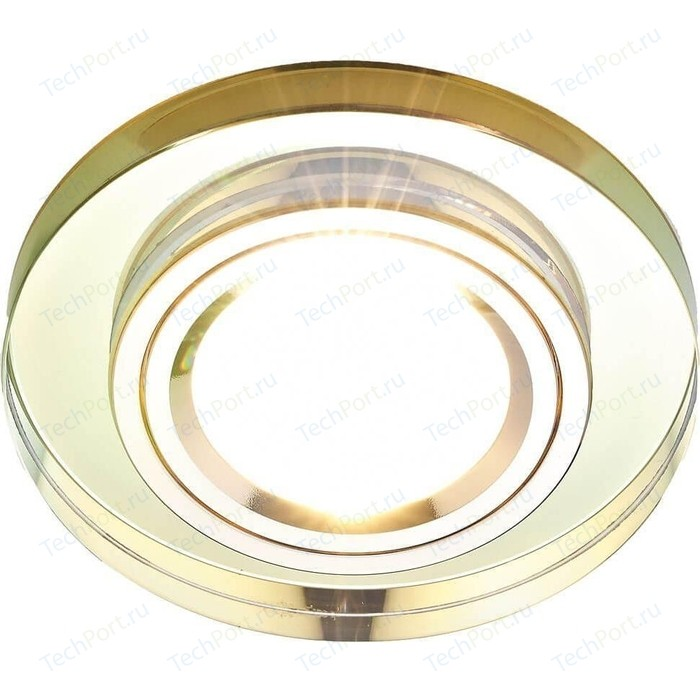 Встраиваемый светильник Ambrella light 8060 Gold