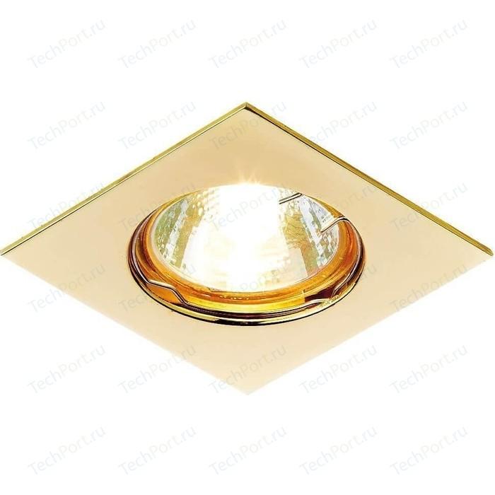 Встраиваемый светильник Ambrella light 866A GD