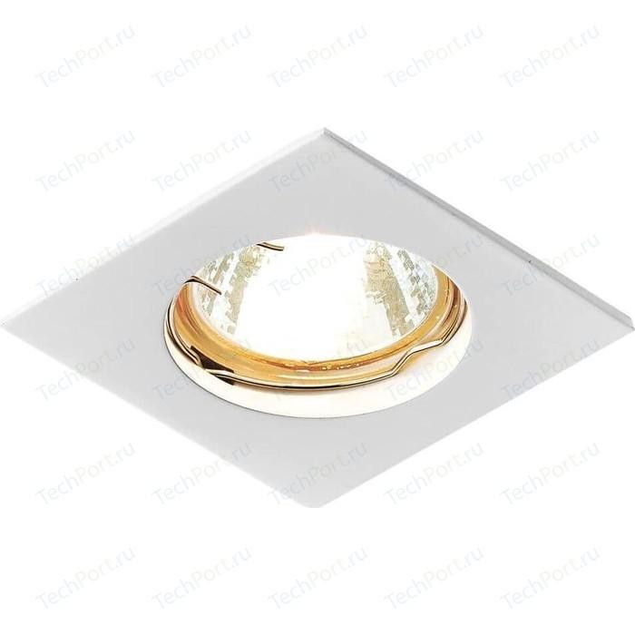 Встраиваемый светильник Ambrella light 866A WH