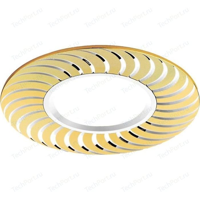 Встраиваемый светильник Ambrella light A720 G/AL