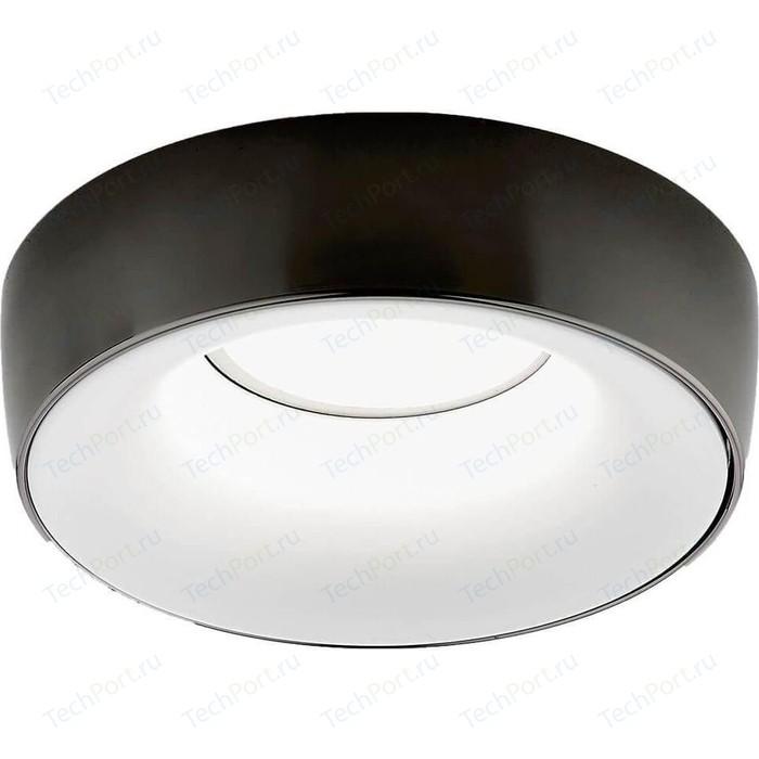 Встраиваемый светильник Ambrella light A890 BK/WH