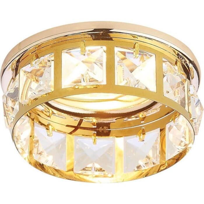 Встраиваемый светильник Ambrella light K101 CL/G