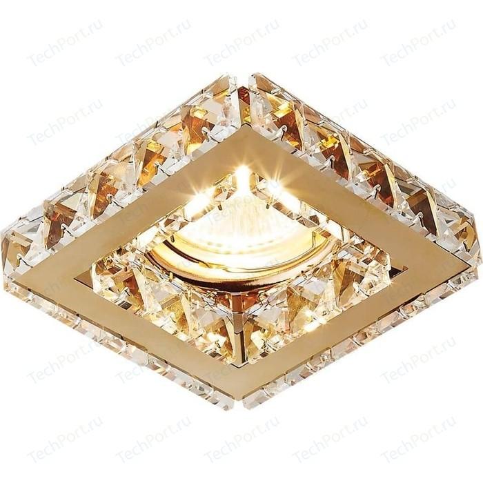 Встраиваемый светильник Ambrella light K110 CL/G