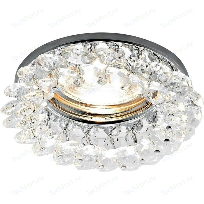 Встраиваемый светильник Ambrella light K206 CL/CH