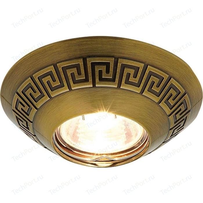 Встраиваемый светильник Ambrella light D1158 SB встраиваемый светильник ambrella light classic 120090 sb