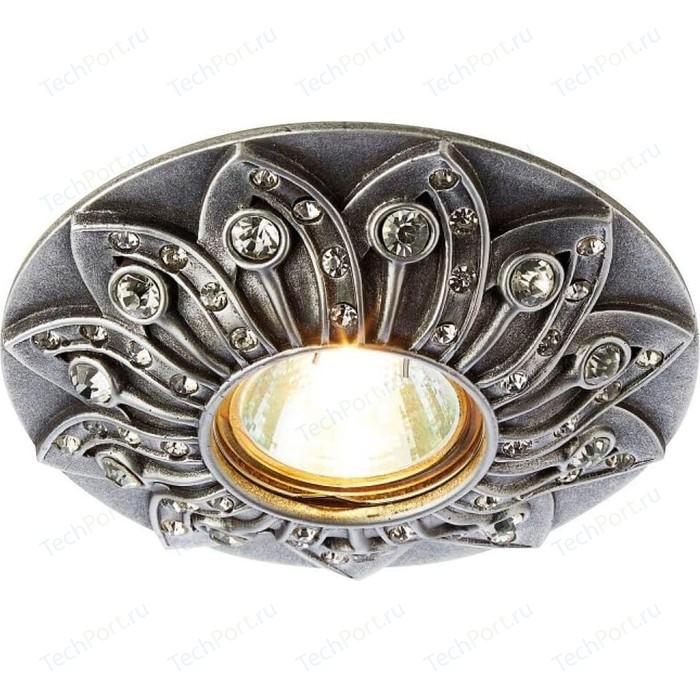 Встраиваемый светильник Ambrella light D4455 SL встраиваемый светильник ambrella light p2350 sl