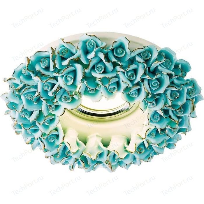 Встраиваемый светильник Ambrella light D5505 BL/G светильник ambrella design d5505 bl g