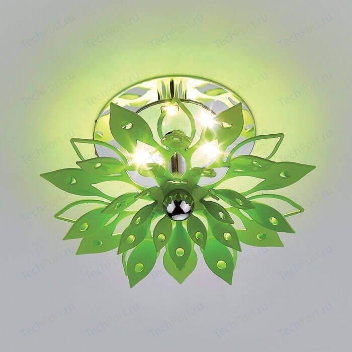 Встраиваемый светодиодный светильник Ambrella light S100 GR 3W 4200