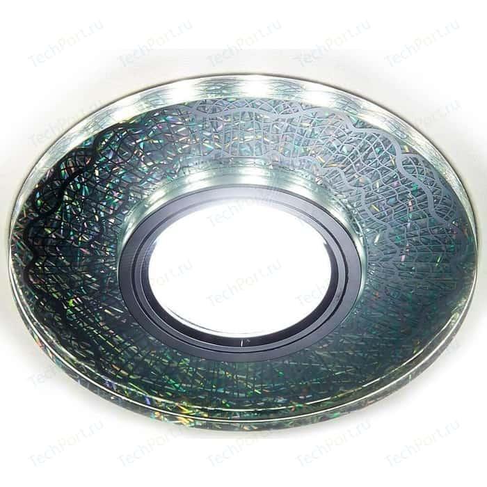 Встраиваемый светодиодный светильник Ambrella light S175 PR/CH
