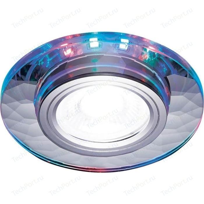 Встраиваемый светодиодный светильник Ambrella light S211 CH/RG встраиваемый светильник ambrella light d1172 w ch