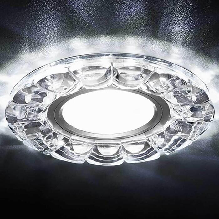 Встраиваемый светодиодный светильник Ambrella light S230 CH