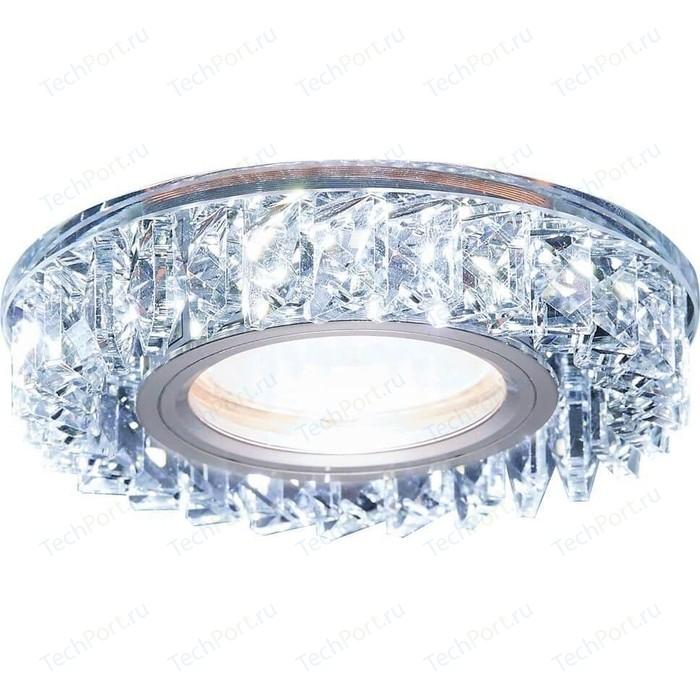 Встраиваемый светодиодный светильник Ambrella light S255 CH