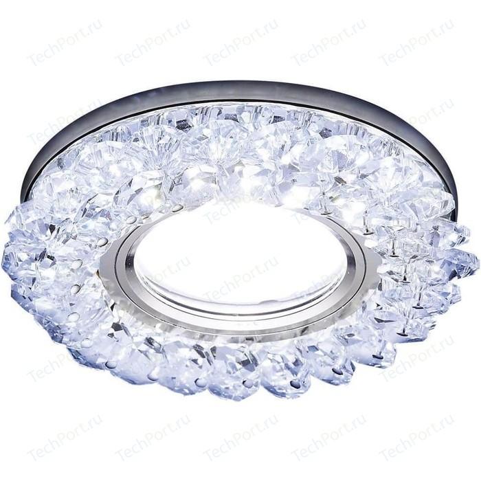 Встраиваемый светодиодный светильник Ambrella light S701 CL/CH/CLD