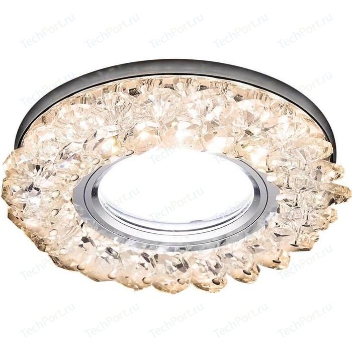 Встраиваемый светодиодный светильник Ambrella light S701 CL/CH/WW