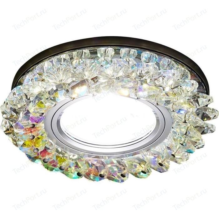Встраиваемый светодиодный светильник Ambrella light S701 PR/CH/WH
