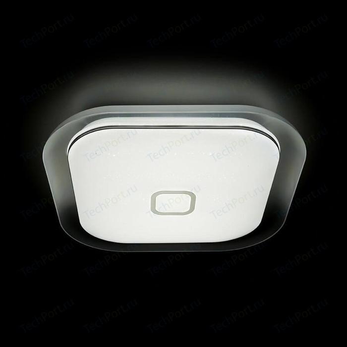Потолочный светодиодный светильник Ambrella light F52 WH 48W S450