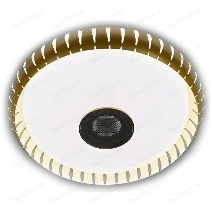 Потолочный светодиодный светильник Ambrella light F789 GD 72W D500