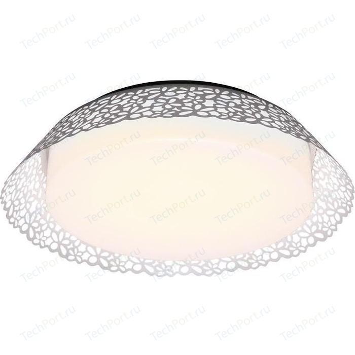 Потолочный светодиодный светильник Ambrella light F119 WH 72W D520